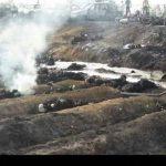 با واژگونی تانکر نفت در پاکستان ۱۲۳ نفر زنده سوختند! +تصاویر (۱۸+)
