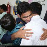 بازگشت 6 ملوان ایرانی نجات یافته به کشور!