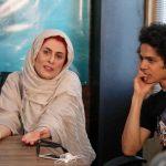 حاشیه های نشست خبری سریال رمضانی زیر پای مادر + تصاویر