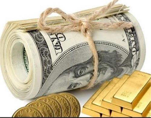 قیمت طلا، سکه و ارز، دوشنبه ۹۶/۵/۲۳