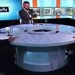درگیری شدید مهمانان یک برنامه زنده تلویزیونی!! + فیلم