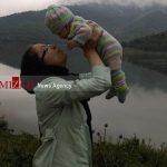 آخرین پست اینستاگرامی مادر بنیتا قبل از فوت فرزندش  + فیلم