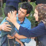بازگشت کودک ربوده شده سیرجانی پس از ۱۵روز به آغوش خانواده + فیلم