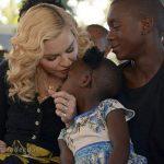 افتتاح بیمارستان مدونا در مالاوی