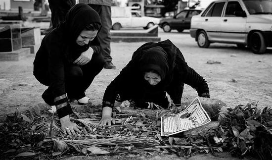پارس آباد پس از قتل آتنا اصلانی