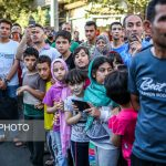 بازسازی صحنه جرم نزاع خیابانی در قزوین