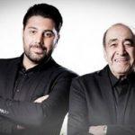 اولین کنسرت مشترک احسان خواجه میری و پدرش در تهران