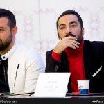 تیپ هومن سيدی و نويد محمدزاده در بلغارستان !