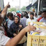 نامه به روحانی درباره افزایش قیمت گوشت، مرغ و پیاز!