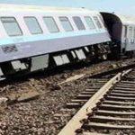 خروج قطار مسافربری خرمشهر ـ تهران از ریل به گرمای شدید!
