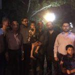 یوسف پسربچه مفقود شده تهرانی پیدا شد! + فیم
