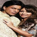 دوربین مخفی خنده دار ترساندن شاهرخ خان و همسرش! + فیلم