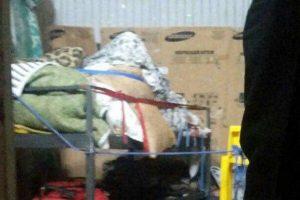 انتقال زن ۳۰۰کیلویی قمی به بیمارستان با خاور!
