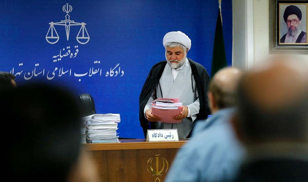سومین دادگاه همدستان بابک زنجانی