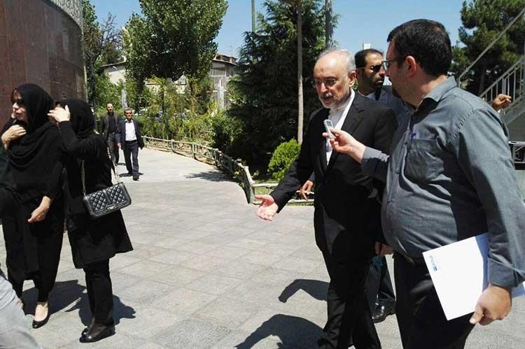 برگزاری مراسم ترحیم مریم میرزاخانی در تهران