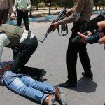 دستگیری سارق مسلح بانک تجارت در قزوین!