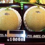 گرانترین میوه جهان در ژاپن!