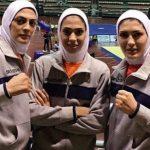سلفی خواهران منصوریان با دختران شهید مدافع حرم