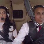 تصاویر تکان دهنده از آخرین لحظات عمر عروسی که به مراسم ازدواجش می رفت