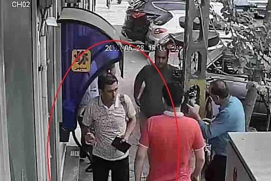 دستگیری سارق حرفهای در تهران