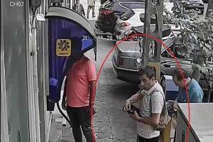 بازداشت گریموری در تهران که جیب بر بود!