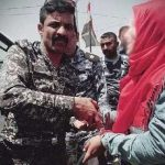 خانم وزیر داعشی دستگیر شد!