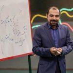فضای مجازی و تهدید زبان فارسی در خندوانه | خاطرات ارژنگ امیرفضلی از دوران سربازی