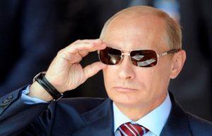 زن مرموز در زندگی پوتین کیست؟! + فیلم و تصاویر