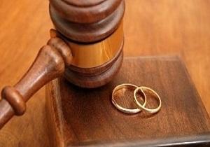 طلاق نو عروس بعد از جشن