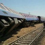 واژگونی قطار مسافری اهواز – مشهد!