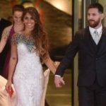 عروسی لیونل مسی و نکته مهمی که جلب توجه میکند!