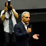 صحبت های مهران مدیری در افتتاحیه ساعت 5 عصر + فیلم