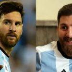 لیونل مسی با بدل ایرانیاش قرار گذاشت