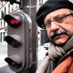 بازیگر فروشنده در کنار عباس کیارستمی ۴ سال پیش