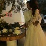 عکس های مراسم عروسی پنهانی دنی آلوس لو رفت!!