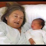مادر شدن زن ۶۰ ساله پس از ۲۰ سال درمان!!