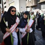 جشن بزرگداشت روز دختر در شیراز