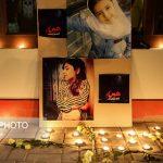 همدردی مردم مشهد با خانواده آتنا اصلانی!