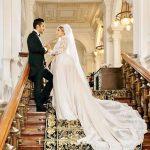 مراسم عروسی باشکوه رضا قوچان نژاد و سروین بیات در آمستردام!