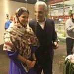آناهیتا همتی و شهرزاد دختر مهران مدیری