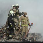 گزارش کمیسیون عمران درباره حادثه ساختمان پلاسکو قرائت شد!