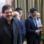 آخرین سلفی های عباس جدیدی در شورای شهر تهران!