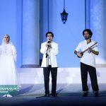 کنسرت نمایش سی | همایون شجریان درباره عشق و آزادی و وطن سرود