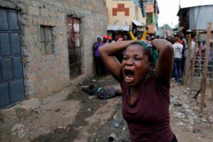 آشوب و قمهکشی پس از انتخابات در کنیا!