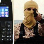 موبایل مورد علاقه داعشی ها