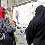 حرکتی متفاوت برای ترویج حجاب در تهران!