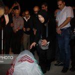 انتقال پیکر مرحوم ابراهیم یزدی به تهران