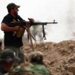 لحظات نفس گیرِ نبرد با داعش در فاصلۀ چند متری! + فیلم