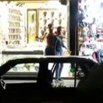 گروگان گیری در خیابان امام رضا مشهد + فیلم