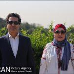 گشت و گذار خانم شهردار در تهران